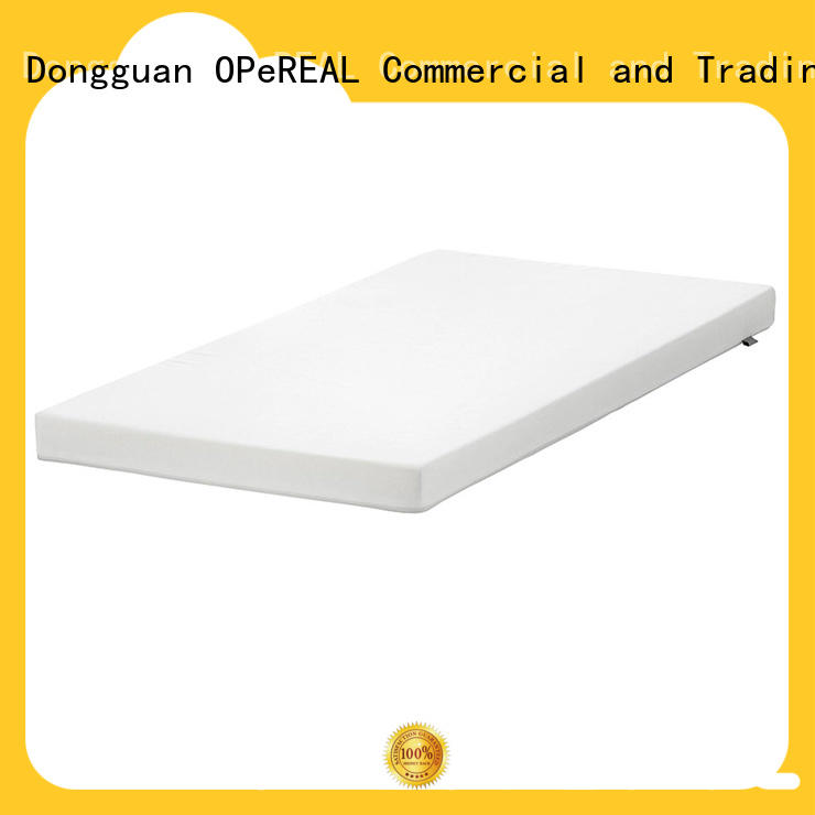 OPeREAL obm bed mattress topper fast delivery for children