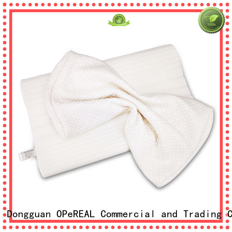 OPeREAL Brand pillow youth children pillow manufacture