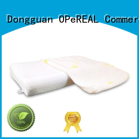 OPeREAL hot-sale adult neck pillow new material for neck
