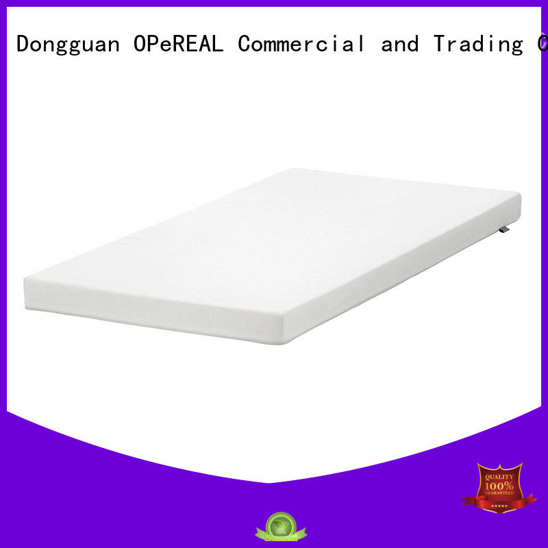 OPeREAL odm bed mattress topper cloud for children