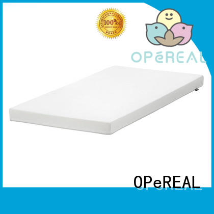 OPeREAL customized foam bed topper on-sale for bed