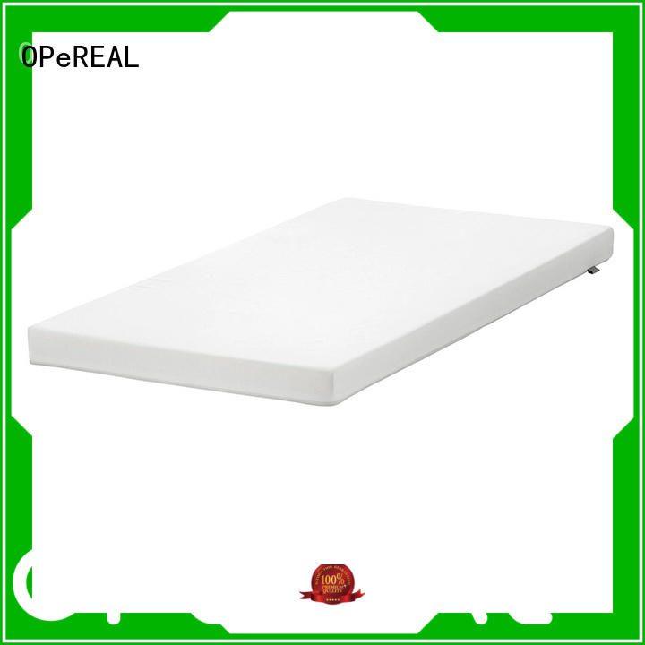 OPeREAL customized foam bed topper for sleep