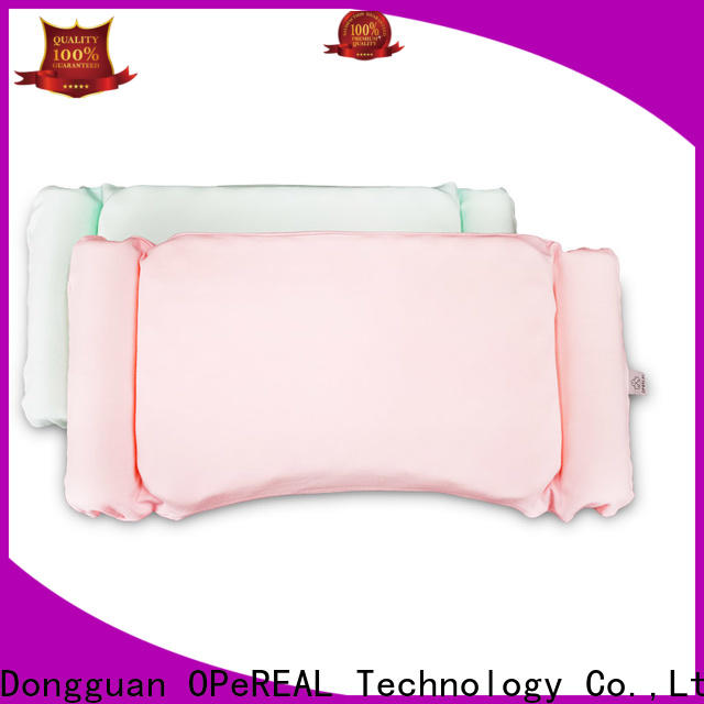 OPeREAL wholesale toddler crib pillow baby care for sleep