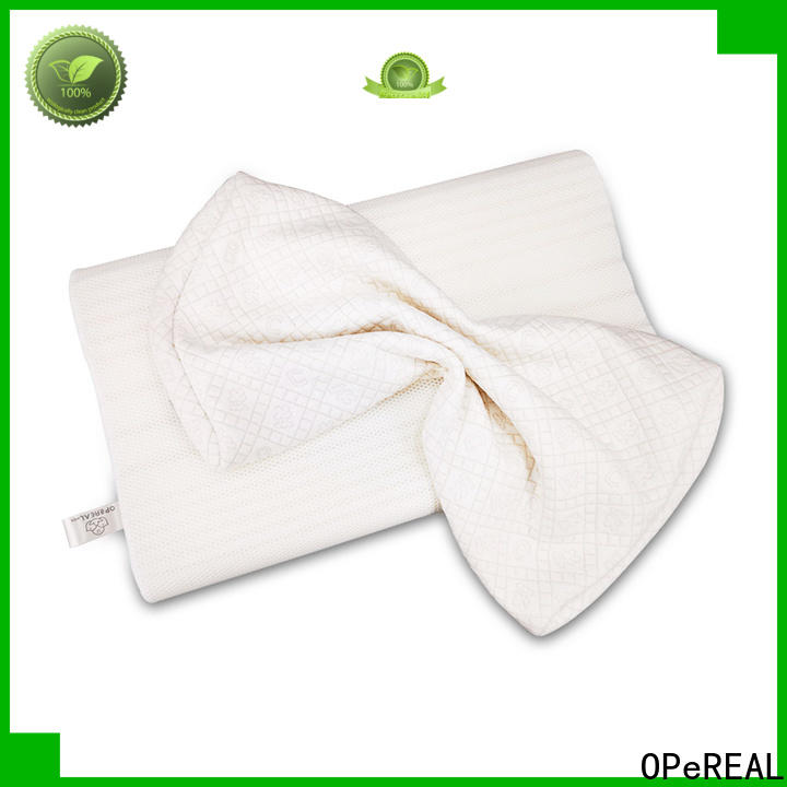 OPeREAL children pillow factory price for kids
