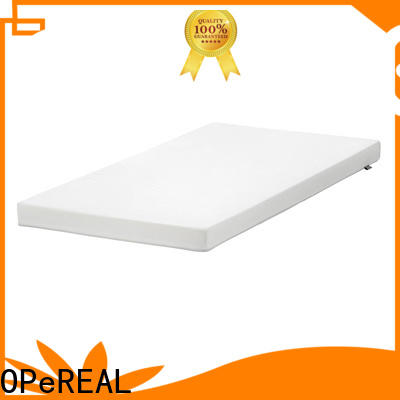 OPeREAL customized bed mattress topper free delivery for bed