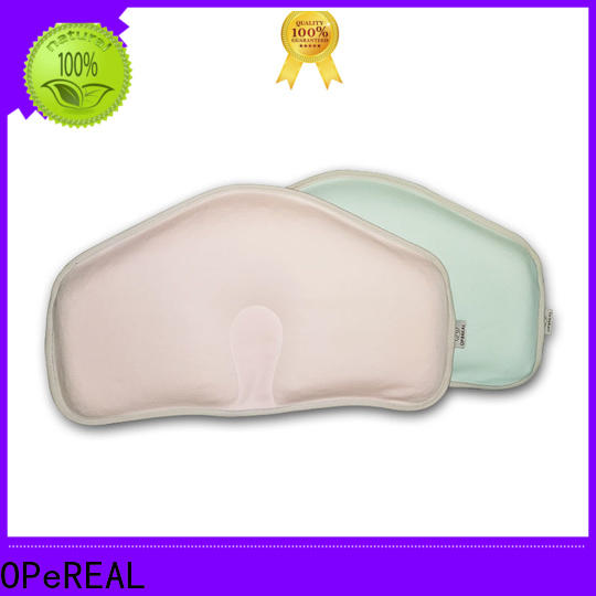 OPeREAL newborn baby pillow comfortable for bed