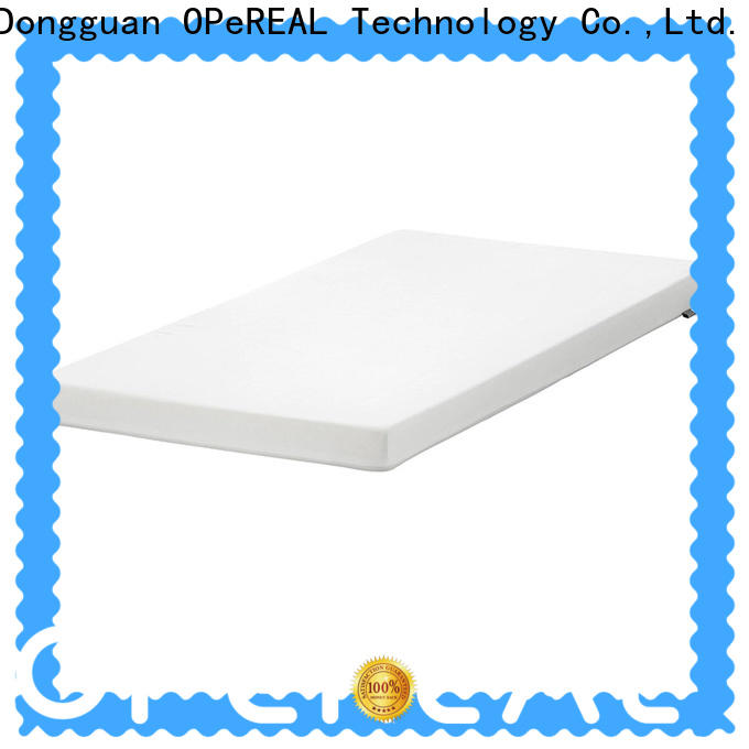 OPeREAL odm foam bed topper fast delivery for children