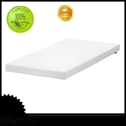 OPeREAL foam bed topper on-sale for children