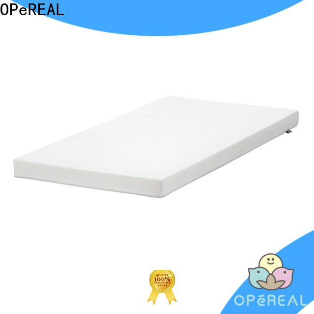 OPeREAL cheap bed mattress topper fast delivery for bed