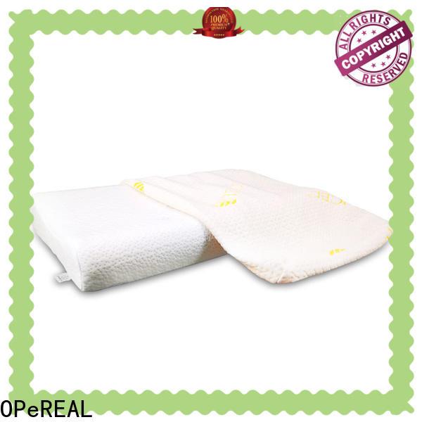 OPeREAL adult neck pillow universal for sleep