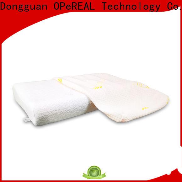OPeREAL adult pillow universal for sleep