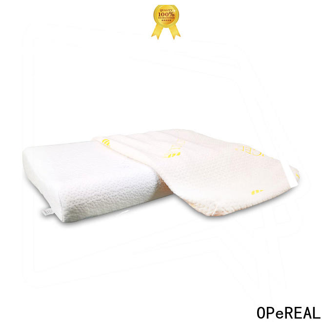 OPeREAL cheap adult neck pillow for sleep