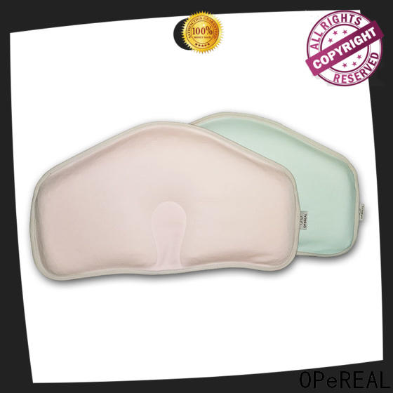 OPeREAL wholesale newborn pillow hot-sale for infant