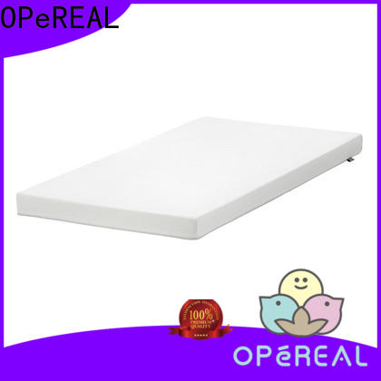 OPeREAL customized foam bed topper on-sale for children