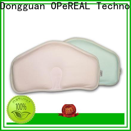 customized newborn baby pillow hot-sale for crib