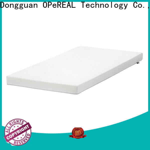 OPeREAL customized bed mattress topper fast delivery for bed