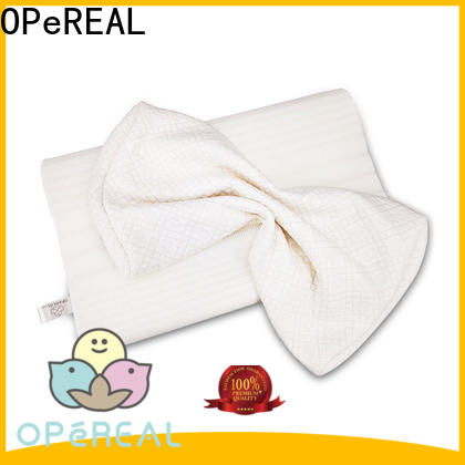 OPeREAL children pillow factory price for neck