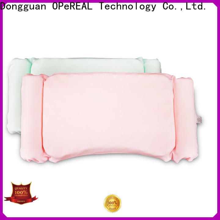 OPeREAL toddler crib pillow healthy for children