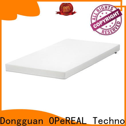 OPeREAL cheap bed mattress topper free delivery for bed