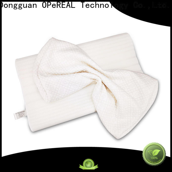 OPeREAL wholesale children pillow cheapest for youth