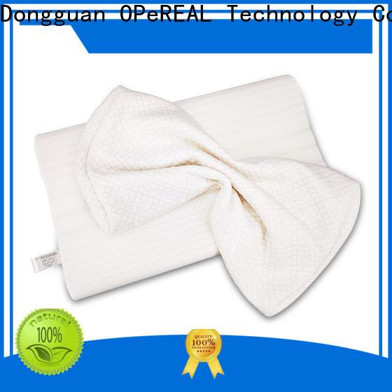 OPeREAL bulk production children pillow cheapest for kids