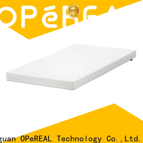 OPeREAL obm foam bed topper fast delivery for children