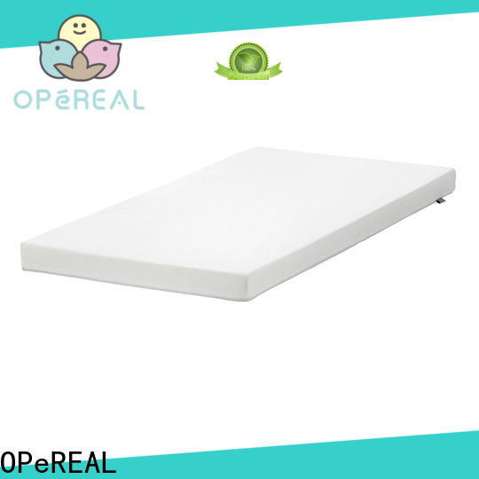 obm foam bed topper fast delivery for children