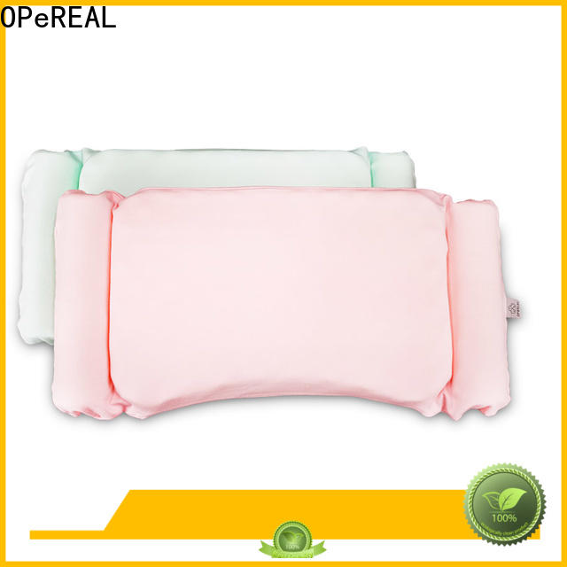 OPeREAL toddler crib pillow for head