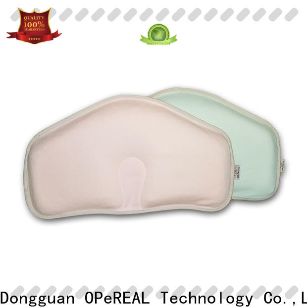 OPeREAL customized newborn pillow shaping fro baby