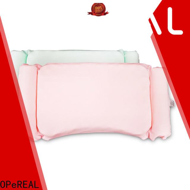OPeREAL toddler crib pillow for sleep