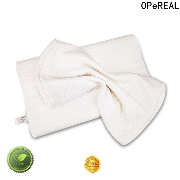 OPeREAL wholesale youth pillow factory price for kids