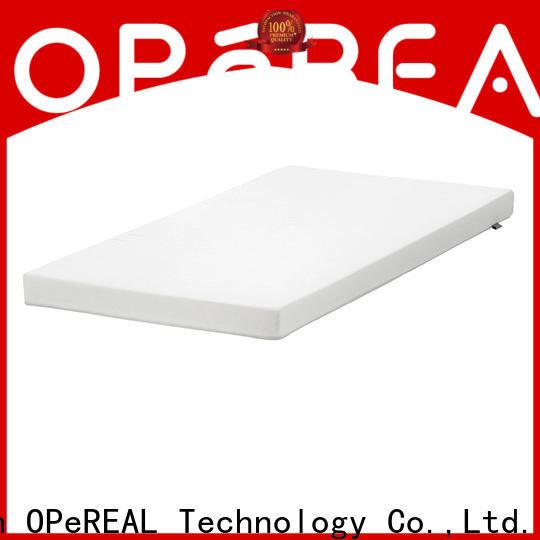 OPeREAL foam bed topper fast delivery for sleep