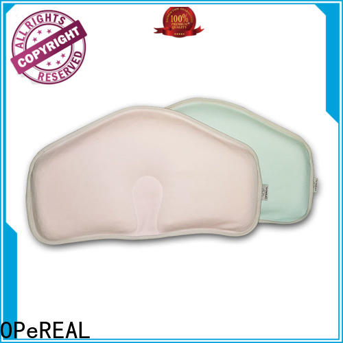 OPeREAL on-sale newborn pillow shaping for crib