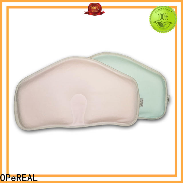 OPeREAL wholesale newborn pillow comfortable for head