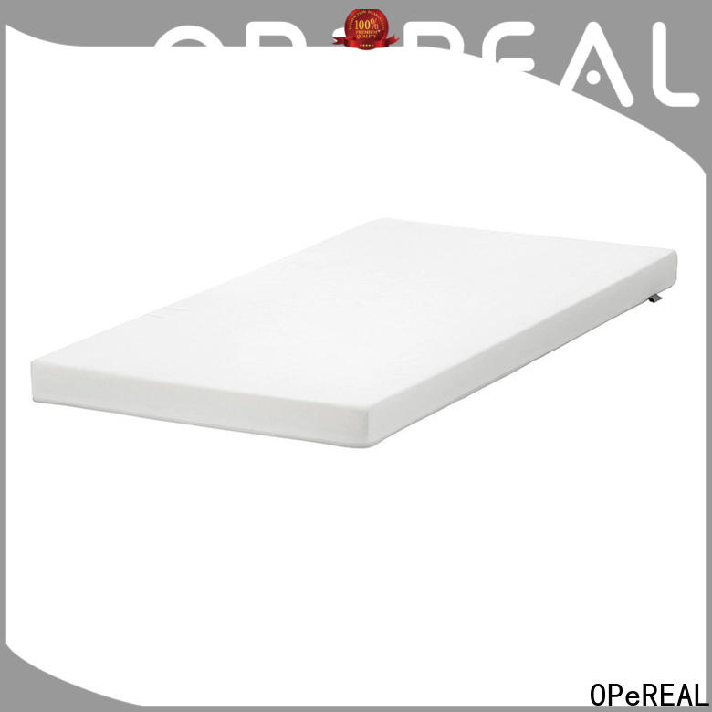 OPeREAL customized bed mattress topper cloud for children