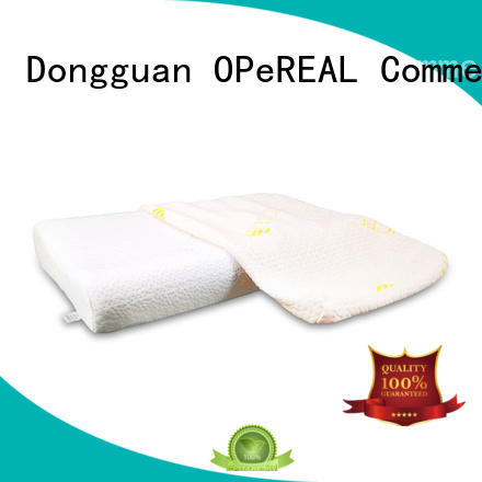 OPeREAL cheap adult pillow check now for rest