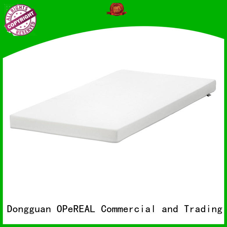 comfortable mattress topper free sample for sleep OPeREAL