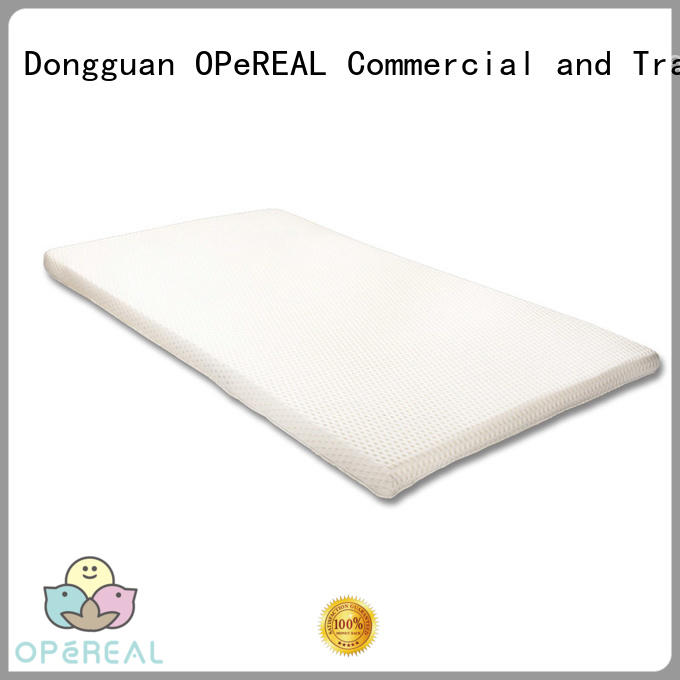 OPeREAL wholesale baby mattress topper for infant
