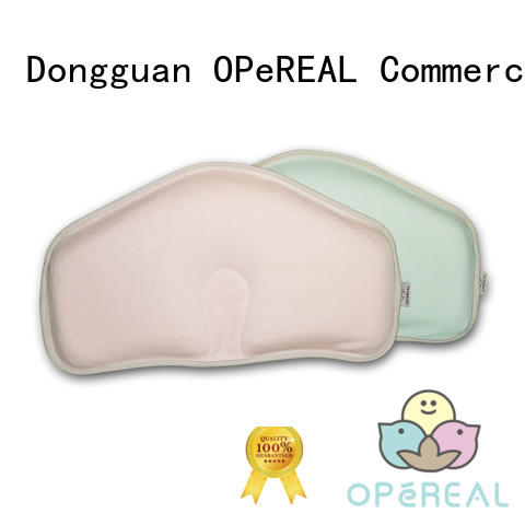 top brand newborn pillow shaping for sleep OPeREAL