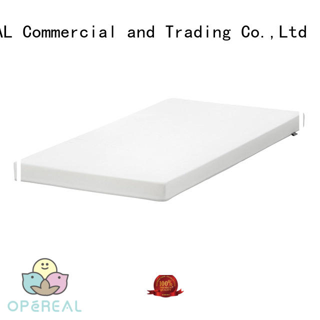 soft mattress topper for children OPeREAL