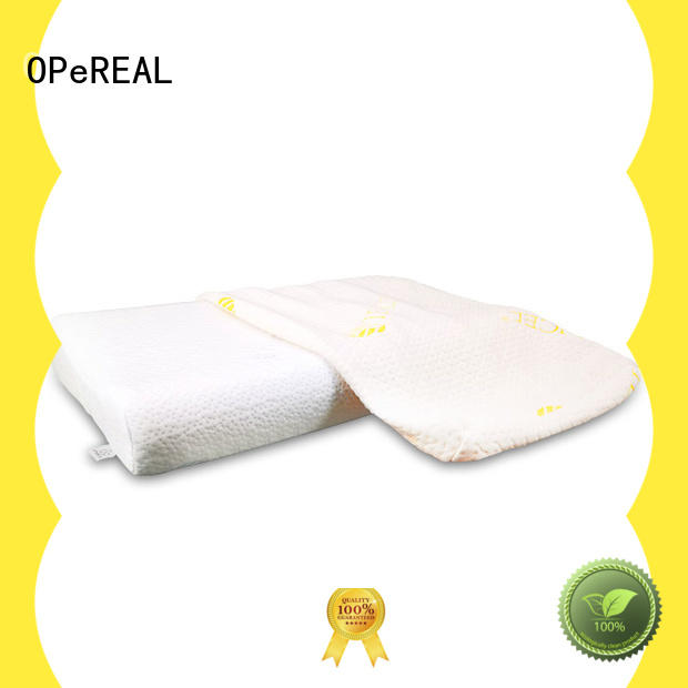 OPeREAL adult neck pillow new material for adult