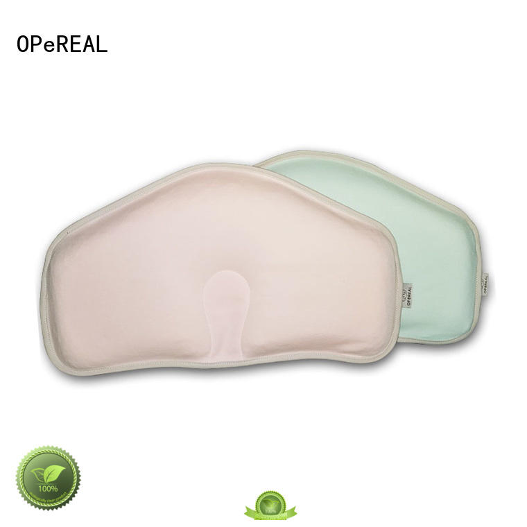 OPeREAL high-end newborn pillow hot-sale for crib