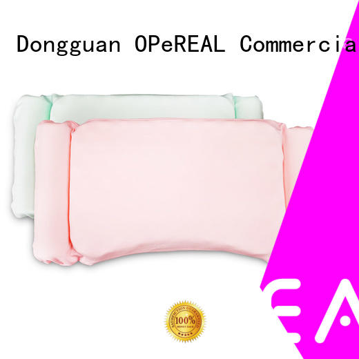 OPeREAL baby care toddler sleeping pillow free sample for head