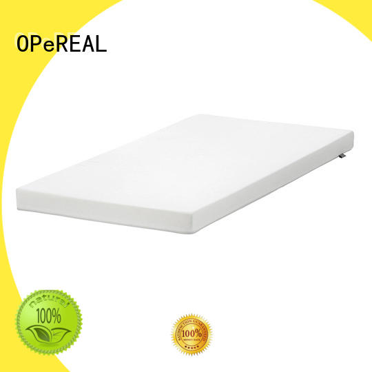 OPeREAL foam bed topper fast delivery for children