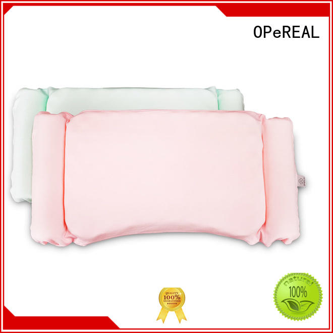 OPeREAL latest toddler crib pillow for head