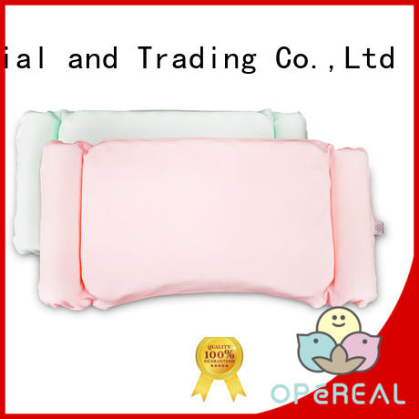 OPeREAL toddler crib pillow comfortable for head