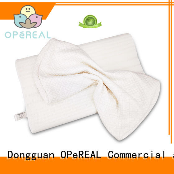 OPeREAL high-quality youth pillow factory price for children