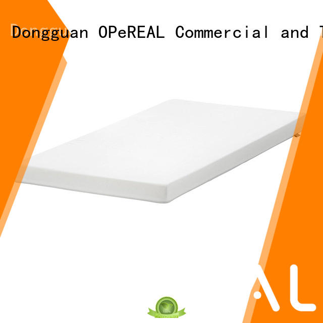 customized foam bed topper fast delivery for sleep