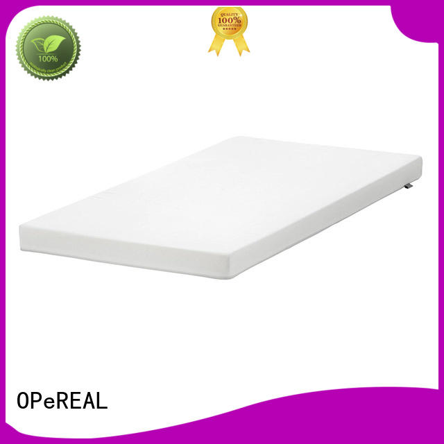 OPeREAL foam bed topper cloud for sleep