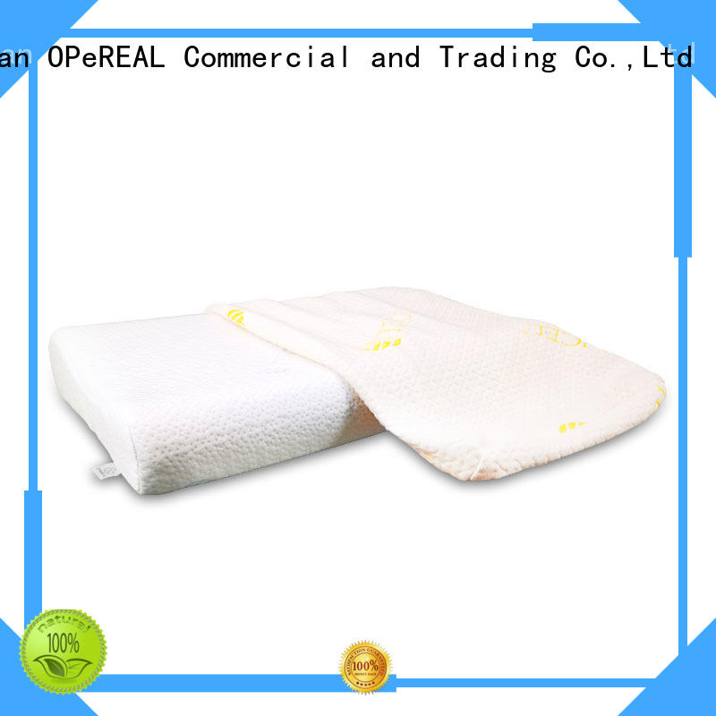 OPeREAL adult pillow new material for sleep